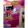 Juego De Sabanas Tamaño Individual 3 Piezas Infantil Barbie