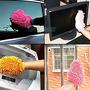 Guante Útil Súper Mitt Microfibra Car Wash Lavado Limpieza