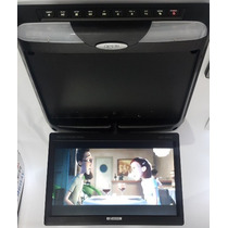 Dvd Player De Teto H-buster Hbd-7900av Tela 10 Polegadas
