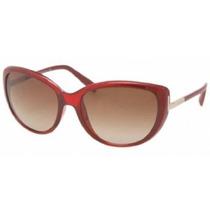 Gafas Prada Gafas De Sol Pr07os Iae1z1 Rubí Transp Grad Rub