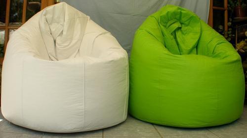 Pera Pouff Bean Bag Puff Fiaca Gigante Y Comodo Navidad - $ 68.000 ...