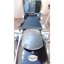 Banco Solo Garupa Harley Bobber Drag Shadow Intruder Old Hd