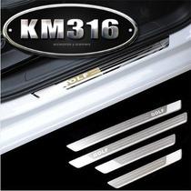 Kit Embellecedores Estribos Volkswagen Golf A4 A5 A6 A7