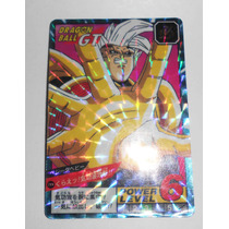 Carta Naipe Dragon Ball Z Gt Japonesa 219 223