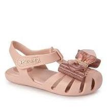 Sandália Infantil Zaxy Nina Docinho 17251 Snob Calçados-s1