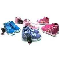Zapatos Botines Para Niñas Marca Spicer Duraderos