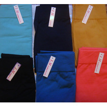 Pantalones Leggins Importados Tela Gruesa