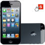 Iphone 5 16gb Preto Apple Ios 6 Wi-fi 3g Desbloqueado