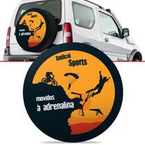 Capa Estepe Adrenalina Suzuki Jimny Grand Vitara 2016 A 2001