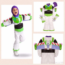 Disfraz De Buzz Light Year Para Niños Varones 100% Disney