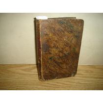 Antiguo Libro De Anatomía Y Embriología-1878