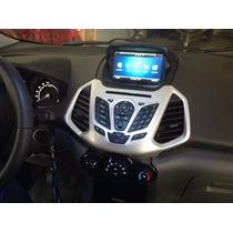 Central Multimidia Nova Ford Ecosport 2014 Tv Dvd Gps Cam Ré