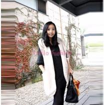 Abrigo Moda Japonesa Chamarr Chaleco Gabardina Envio Gratis