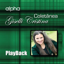 Cd Giselli Cristina Coletânea De Playbacks 17 Faixas