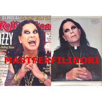 Ozzy Osbourne Revista Rolling Stone Usa De Julio 2002