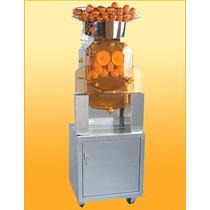 Exprimidora Automatica De 40 Naranjas Por Minuto