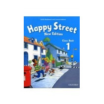 Happy Street 1 Class Book New Edition - Ed. Oxford