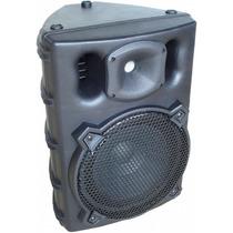 Caixa De Som Amplificada Csr 770a 100w Ativa Usb Sd Frete