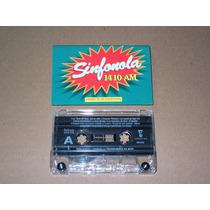 Sinfonola Radio Promo Audio Cassette Kct Tape