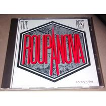 Cd Roupa Nova - The Best En Español - Novo