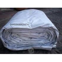 Venta De Lona Reciclada/seminueva De 13oz. A Solo $ 14.50 M2