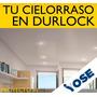 Aprende A Hacer Tu Cielorraso En Durlock + Curso Online