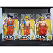 Juguetes Dragon Ball Z Muñecos Variedad De Modelos 22 Cm