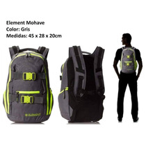 Mochila Element Mohave Dc Quiksilver Fox Billabong Nike