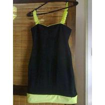 Vestido Diseño Artesanal Para Adolescentes.liquidación!