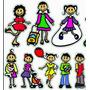 Familia Feliz Para Autos Calcomanias Todos Los Integrantes