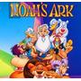 A Arca De Noé Em Desenho Animado Dvd