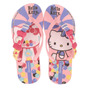 Chinelo Ipanema Hello Kitty Sweet Rosa 26054