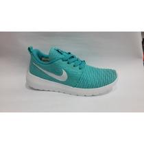 Zapatos Nike Roshe Run De Dama
