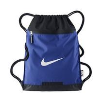 Sacola Nike Team Training Ds - Azul Royal Zíper - Way Tenis