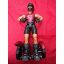 Muñeco De Max Steel Articulado