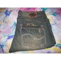 Pantalón(jeans) Original Lee Dungarees, De Hombre, 30x32