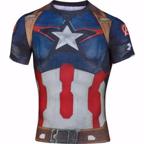Under Armour Alterego Capitan America Age Of Ultron Avenger2