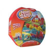 Moon Sand Arena Para Moldear Super Granja Y Castillo