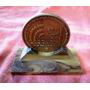 Medalla Bronce David Ben Gurion Israel Sellada Numerada