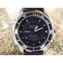 Relógio Technos Stainless Steel Cortezia Da Bosch