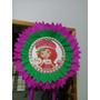 Piñatas, Cotillon, Cumpleaños, Frutillita