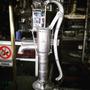 Bomba De Agua De Campo Con Pintura Aluminio