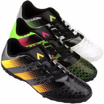 Chuteira Society Adidas Artilheira Original Com Nota Fiscal