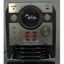 Equipo De Sonido Rca 400w Usado 4 Cd Mp3 Aux Am Fm