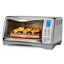 Horno Grill Electrico Black And Decker 25lts Cto4551 Digital