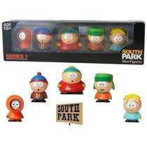 Bonecos South Park Colecionáveis Kit Com 5 Peças South Park