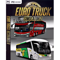Simulador De Ônibus Euro Truck 2 + Spin Tires Offroad