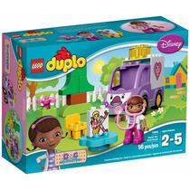 Lego Duplo Doc Mcstuffins Rosie Juguetes Disney 10605