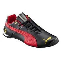 Zapato Puma 358618 05 Ferrari Junior Original