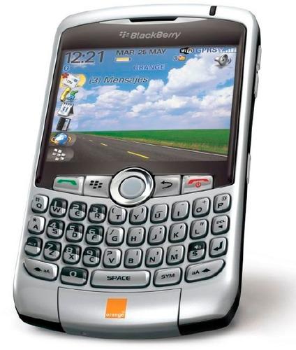 Carcasa blackberry 8300 8310 original completa 15 for Telefono bb